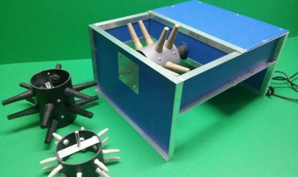 Приспособление для ощипывания птицы своими руками, видео, бильные пальцы самодельные