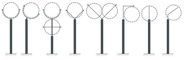 Колючая проволока - виды, особенности применения и советы по установке (105 фото)