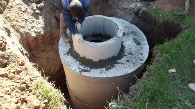 Как сделать канализационный колодец своими руками: типы конструкций и этапы строительства
