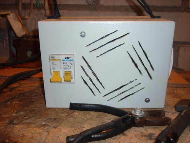 Сварка медных проводов графитовым электродом своими руками - инструкция
