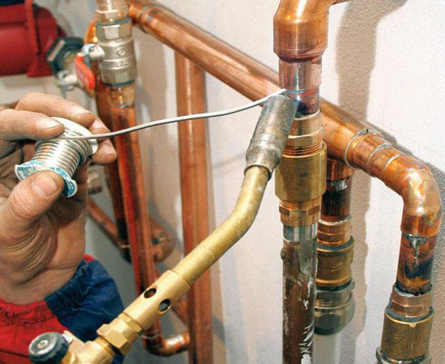 Сварка медных труб порядок и правила выполнения работ, необходимое оборудование