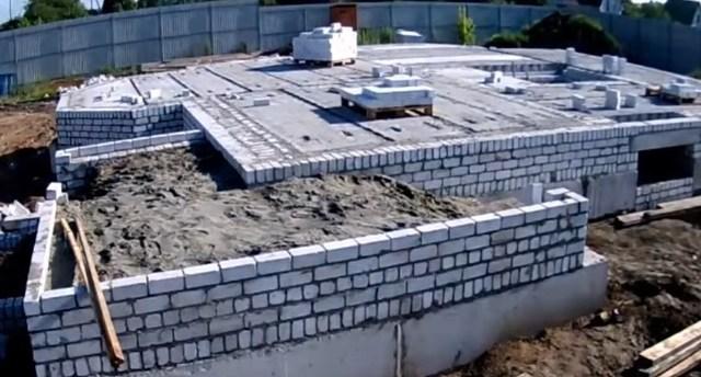 С чего начать строительство дома, дачи, коттеджа на личном участке?