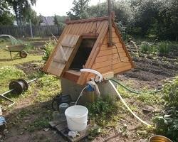 Водопровод на даче из колодца: простая схема водоснабжения, как сделать, схема + фото