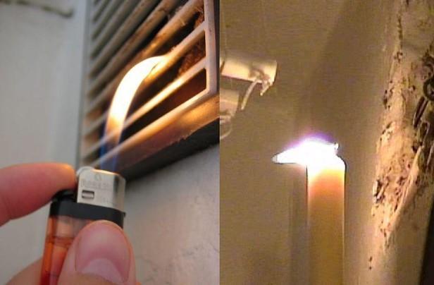 Проверка вентиляции в квартире – допустимые нормы воздухообмена