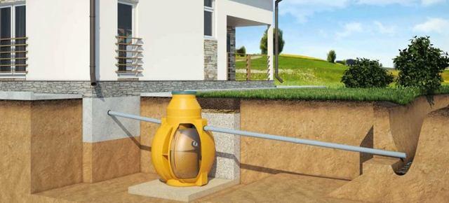 Канализация на даче простые и эффективные схемы для самостоятельного строительства