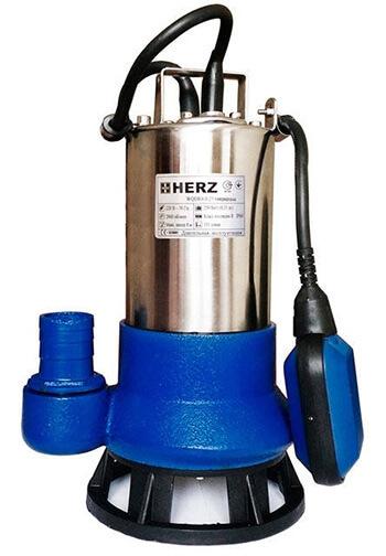 Фекальный насос для выгребных ям: погружной, с измельчителем, как выбрать, устройство