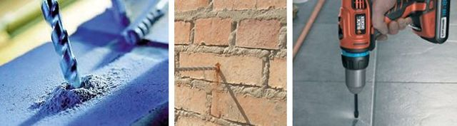 Как заточить сверло по бетону: различия победитовых и обычных инструментов, выполнение работ