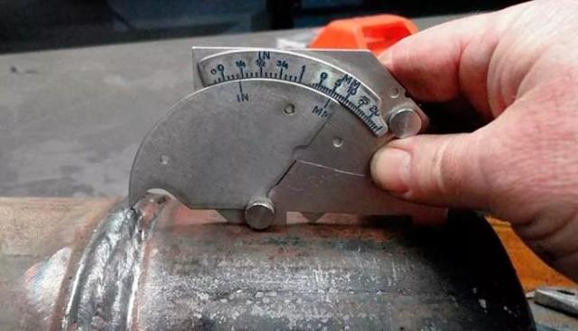 Контроль качества сварных соединений и проверка швов: журнал осмотра оборудования