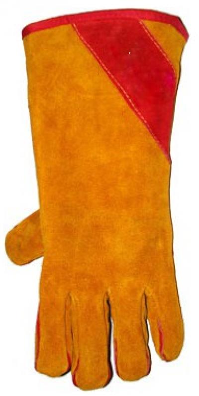 Краги сварщика: бывают спилковые, брезентовые, зимние, утепленные, серые, красные, для аргоновой сварки, огнеупорные; тут все подробности – размеры, рейтинг лучших