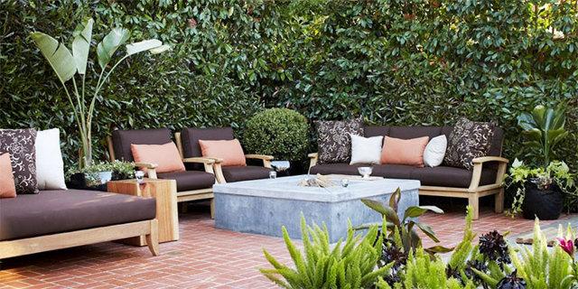 Что такое патио - обустраиваем зону отдыха и развлечений во внутреннем дворике своего дома