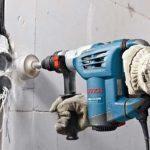 Насадка на перфоратор для штробления: как штробить стену под проводку, использование штробореза для штробы бетона