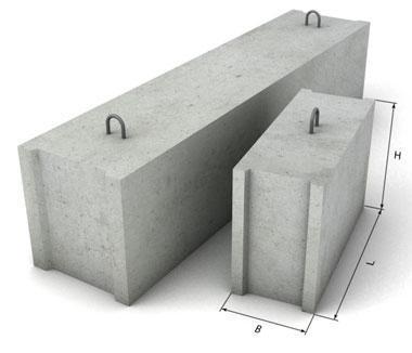 Фундаментные блоки ФБС: что это и где можно использовать, технология монтажа
