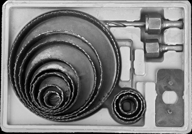 Коронка по металлу: виды, размеры, способы применения