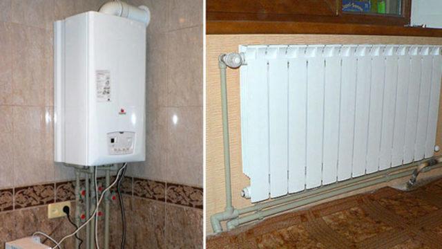 Типы отопительных систем, центральное и автономное отопления для квартир и частного дома